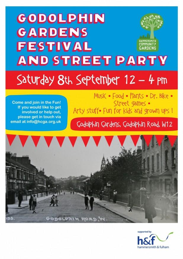 Godolphin Festival poster